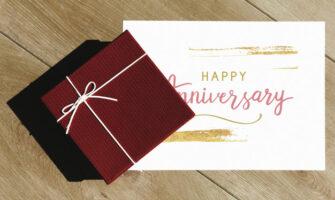 Celebrating Your Anniversary