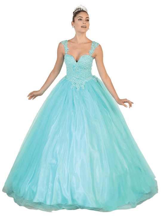 Embrace The Beauty Of Ball Gowns