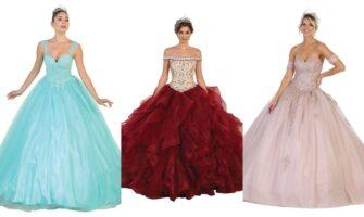 Quinceanera Dresses Like A Disney Princess