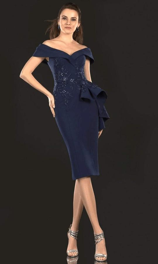 knee-length cocktail dresses
