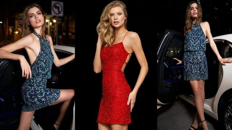 Stunning Sherri Hill Dresses On Sale